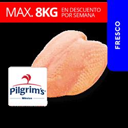 Pechuga Con Hueso y Piel - Pilgrim's