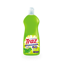 Lavatrastes Liquido Traz Aloe 750ML