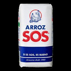 Arroz super extra grano grueso - SOS de 1 Kg