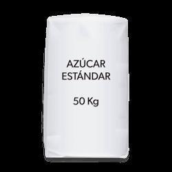Azúcar morena estándar de 50 Kg
