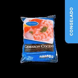 Camarón Cocido Pacotilla Pequeño - Capitán