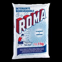Detergente en polvo - Roma de 1 Kg