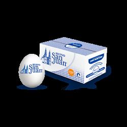 Huevos Blancos Medianos - San Juan