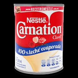 Leche Evaporada - Carnation de 360g