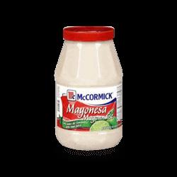 Mayonesa McCormick de 3.4 Kg