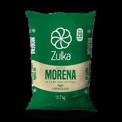 Azúcar morena - Zulka 2 Kg