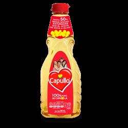 Aceite Capullo Canola 400ml