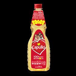 Aceite Capullo Canola 840ml