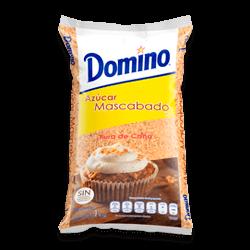Azúcar Domino Mascabado