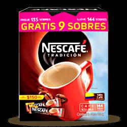 Café Nescafé Tradición Display