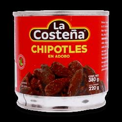 Chiles Chipotles La Costeña