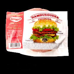 Hamburguesa Precocida Camaguey