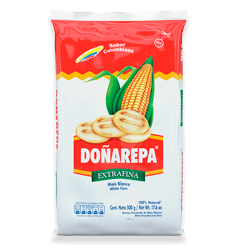 Harina Maíz Doñarepa Blanca