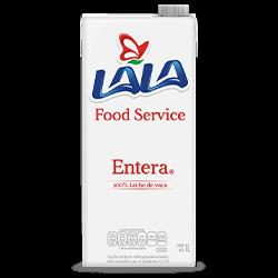 Leche Entera Lala Food Service