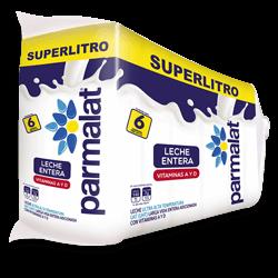 Leche Entera Parmalat