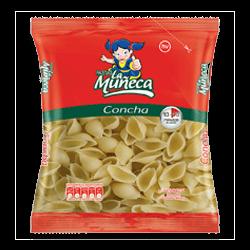 Pasta La Muñeca Concha