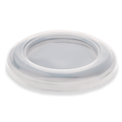 Tapa Bowl Transparente 25 Unidades
