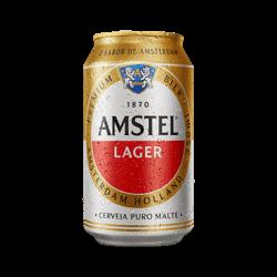 Cerveja Amstel 350ml