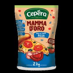 Molho de Tomate Pizza Mamma D'oro 2Kg