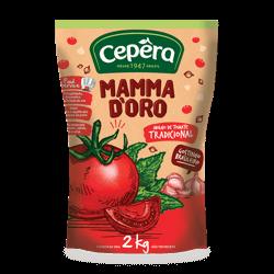 Molho de Tomate Tradicional Mamma D'oro 2Kg