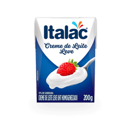 Creme de Leite Italac 200gr.
