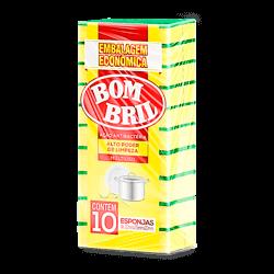 Esponja Bombril Multiuso
