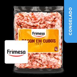 Bacon em Cubos - Frimesa