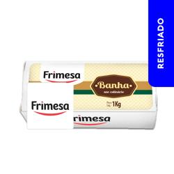 Banha Suína 1kg - Frimesa