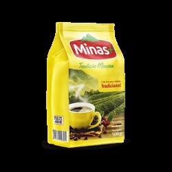 Café Tradicional Pouch Minas Mais 500g