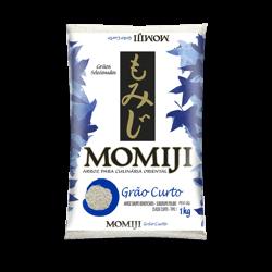 Arroz Japonês Momiji Grão Curto 5Kg
