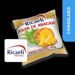 Polpa de Abacaxi - Ricaeli