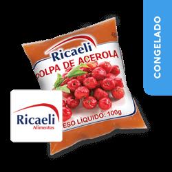 Polpa de Acerola - Ricaeli