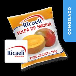 Polpa de Manga - Ricaeli