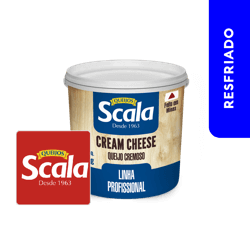 Cream Cheese Cremoso 3.6kg - Scala