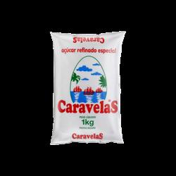 Açúcar Caravelas 1Kg